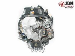 02-06 HONDA CR-V 2.4L DOHC 4 CYLINDER iVTEC ENGINE JDM K24A