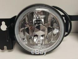 08v31-s01-103 Oem Honda Raybrig Fog Light Accessory Kit 99-00 CIVIC Si Ex Clear