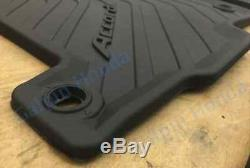 13-17 Genuine OEM Honda Accord 4dr Black All Season Floor Mat Set 08P13-T2A-110