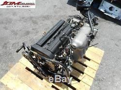 1996-1998 Honda Cr-v 2.0l Dohc 4 Cylinder Engine Jdm B20b