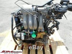 1999-2001 Honda Cr-v 2.0l Dohc 4 Cylinder Engine Jdm B20b