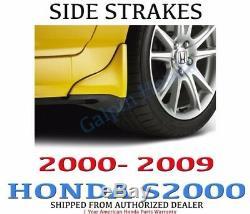 2000- 2009 HONDA S2000 Ap2 Side Strakes GENUINE FACTORY OEM