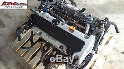 2003-2011 HONDA ELEMENT 2.4L DUAL OVERHEAD CAM 4 CYLINDER iVTEC ENGINE K24A