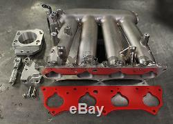 2012-15 Civic Si RBC Intake Manifold Swap Kit with ZDX Throttle Body adapter