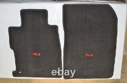 2012 Genuine Honda Civic 4dr Si Black Carpet Floor Mats 83600-TR7-A01ZA