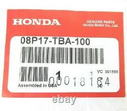 2016-2021 Honda Civic All Season Floor Mats Set Genuine OEM New 08P17-TBA-100