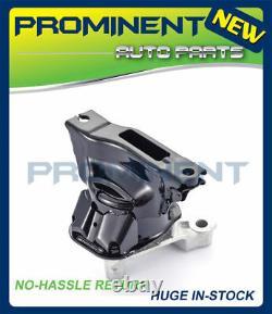 4PCS Replacement Motor Mounts for 2006-2010 Honda Civic 1.8L Auto Trans