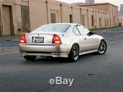 94-95 OEM USDM Honda Accord sedan coupe rear bumper lip Prelude BB1 BB2 BB4 NPV
