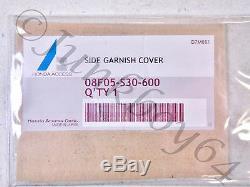 97-01 HONDA PRELUDE BB6 BB8 BASE & SH 5th MINT JDM METAL DOOR SILLS SCUFF PLATES