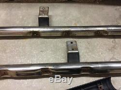 97-01 Honda CRV OEM Running board nerf bars side step RD1 RD2 RD3 fullmark