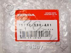 97-01 Honda Prelude New Genuine Oem Front Honeycomb Grille Emblem Badge