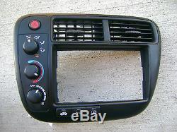 99 00 Honda CIVIC LX DX Ex A/c Heater Climate Temperature Control Air Vent Oem