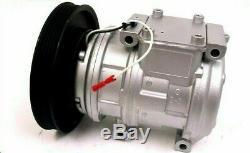 A/C Compressor Fits Honda Accord 1990-1993 2.2L L4 OEM 10PA17C 67300