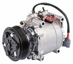 A/C Compressor Fits Honda Civic 2002-2005 L4 1.7L OEM USA Reman IC77613