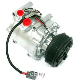 A/C Compressor Kit Fits Honda Civic 2002-2005 1.7L OEM TRS090 77613