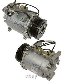 AC A/C Compressor Fits 2002 2003 2004 2005 Honda Civic Si SiR L4 2.0L DOHC