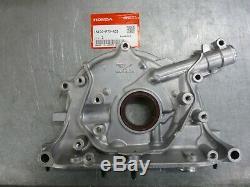 Acura Integra GSR TYPE R Honda Civic SI VTEC Oil Pump 15100-P72-A01 New OEM