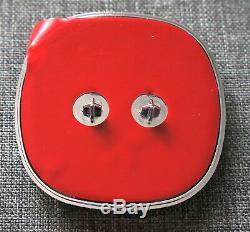 Acura Integra Type-R Red Rear Badge Emblem OEM Genuine TypeR Type R