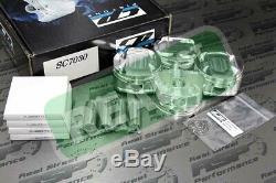 CP Pistons Eagle Rods Prelude H22 H22A H22A1 H22A4 9.01 87mm