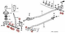 Complete OEM Honda Civic Shifter Bushing Kit