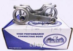 Eagle H-Beam Connecting Rods Civic D16Z6 D16Y7 D16Y8 CRS5394H3D
