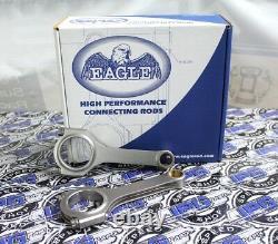 Eagle H Beam Connecting Rods Fits Honda CRV Acura TSX K24 K24A K24A1 K24A2