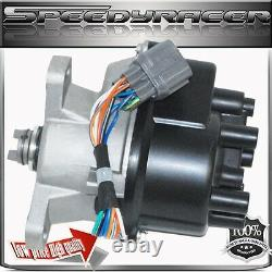 FOR 96-98 HONDA CIVIC IGNITION DISTRIBUTOR 1.6L TD80 DEL SOL S Si coupe