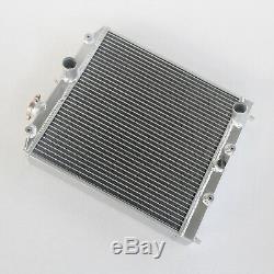 Fit Honda Civic Si LX VX DX HX CX Acura EL L4 1.6L Aluminum Radiator 3 Row CORE