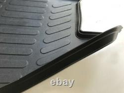 Fit for HONDA CRV 4X4 SUV 1996-2001, Rear Liner Rubber 3D Cargo Trunk Mat