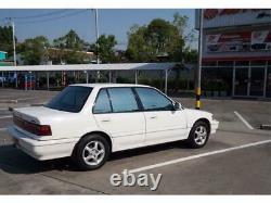 For Honda CIVIC Sedan Ec Ed Ee Ef Door Seal Rubber Weatherstrip 1988 89 90 91