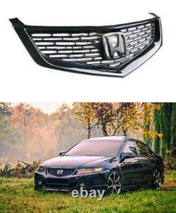 Front grill for Honda Accord 7 Acura TSX 06-08 Type-S CL7 radiatorsport grille