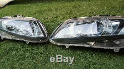 Genuine 2012-15 Honda Civic FB 9th Sedan Front Projector Headlight Wraped Hybrid