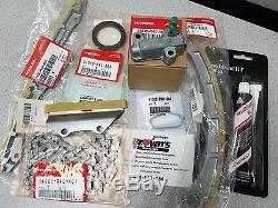 Genuine Honda 2008-2012 Accord 09-14 Acura Tsx 2.4 K24 Timing Chain Set