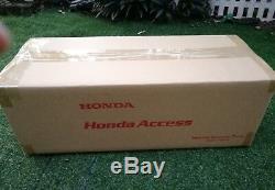 Genuine Honda Accord 4Dr Sedan Rear Under Body Spoiler skirt No painted 2013-17