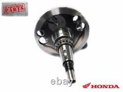 Genuine Honda Crankshaft 06-14 TRX450 R ER Crank Assembly Connector Rod OEM