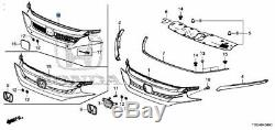 Genuine Honda OEM Front Grille Base Fits 2020 Civic Type-R 71121-TGH-A51