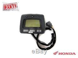 Genuine Honda Oem 2000-2002 Trx350te Rancher Es Speedo Meter Display Cluster