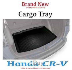 Genuine OEM Honda CR-V Cargo Tray 2017- 2020 CR-V Trunk 08U45-TLA-100