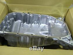 Genuine OEM Honda Civic Si Engine Oil Pan 2006-2011 (11200-RRC-000)