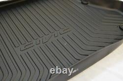 Genuine OEM Honda Civic trunk tray 2012-2015 08U45-TR0-100
