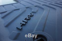 Genuine OEM Honda HR-V All Season Mat Set & Cargo Tray Combo 2016 2019
