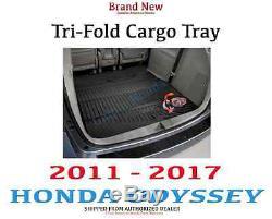 Genuine OEM Honda Odyssey Folding Cargo Mat 2011-2017 (08U45-TK8-100A)