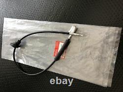 Genuine Oem Honda 88-91 CIVIC Crx DX Ex Hf Si Speedometer Cable Transmission M/t