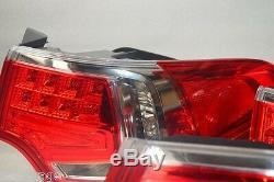 Genuine Spirior Type-s Led Tail Lights For Honda Accord Euro Cu2 Tsx 2008-2014