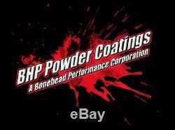 Gloss Red Powder Coated Valve Cover Honda Civic B16A2 Acura Integra B18C1 B18C5