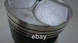 HONDA B-series Civic Type-R EK9 Piston Set 81 Standard 13010-PCT-000 4pcs NIB