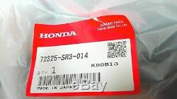 Honda CIVIC EG4 EG6 1995 FRONT DOOR SUB SEAL RH & LH Set Genuine OEM Japan