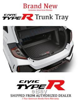 Honda Civic 5dr Hatchback Type R Trunk Tray 2017- 2019 Cargo Hatch 08U45-TGH-100