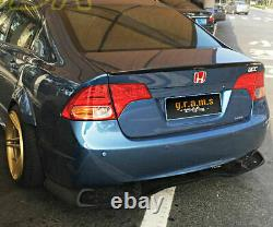 Honda Civic 8GEN VOLTEX Style Rear Diffuser Undertray racing aero v8