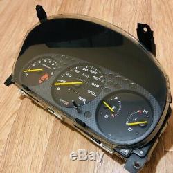 Honda Civic Type R EK9 96-00 Genuine OEM Instrument Gauge Cluster SIR EM1 CTR
